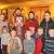 Урок в воскресной школе Покровского храма деревни Рузино ко дню славянской письменности и культуры.
