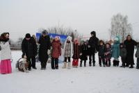 Детский Рождественский праздник на приходе Покровского храма д. Рузино.
