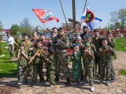 Праздник в честь 70-летия Победы