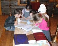 День православной книги в Рузино