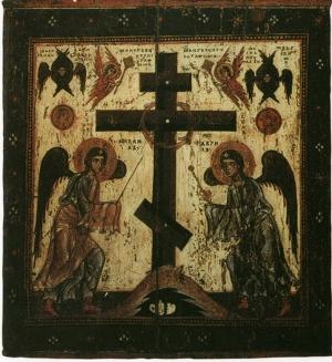 Праздник Крестопоклонения