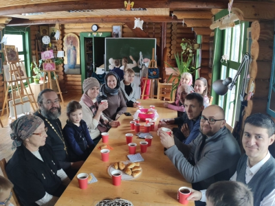 Паломническая поездка в Алексиевский храм в Середниково