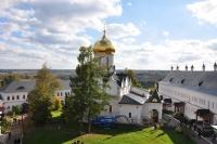 Паломническая поездка в Звенигород в Саввино-Сторожевский монастырь