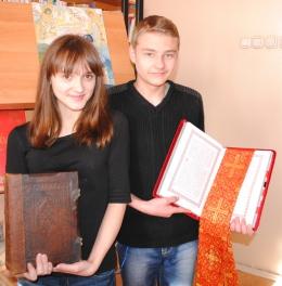 Выставка православной книги в Брехово