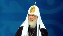 Выступление Патриарха Кирилла на I Международном съезде православной молодежи.