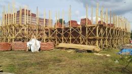 Здесь все фото строительства храма на 27.11.16