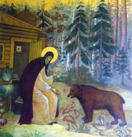 Вышел в свет фильм, посвященный 700-летию преподобного Сергия Радонежского (Видео)
