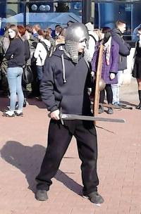 День православной молодежи в г. Чехов