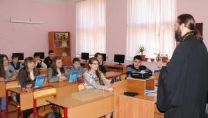 Встреча с учениками Бреховской школы