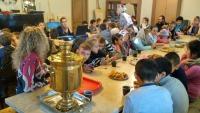 Посещение храма школьниками 4 класса Бреховской школы
