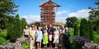 У нас в гостях прихожане Серафимовского храма пос.Алабушево