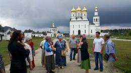 Паломническая поездка в храмовый комплекс святителя Алексия в д.Исаково
