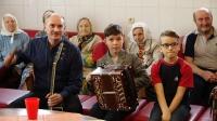 Пасхальный концерт в Бреховском доме престарелых