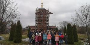У нас в гостях ученики 4 класса школы №2045 Зеленограда