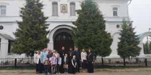 Паломническая поездка в Спасский храм г.Солнечногорска